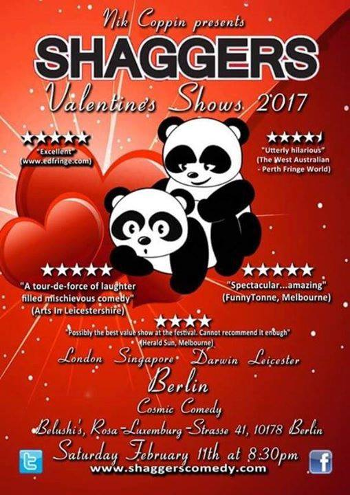 Valentines day events melbourne