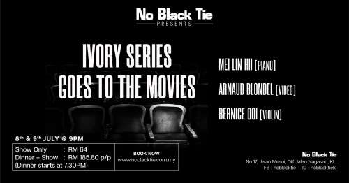 Ivory Series Goes To The Movies
