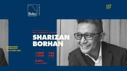 BoboKL presents: Sharizan Borhan