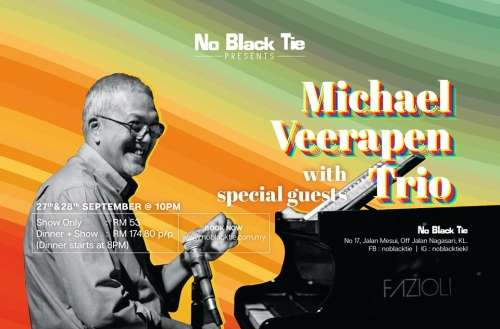 Michael Veerapen Trio with special guests