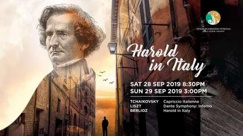 Harold In Italy