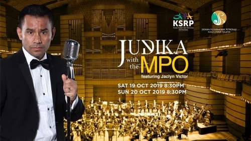 Judika with the MPO