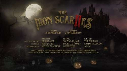 The Iron Scaries II
