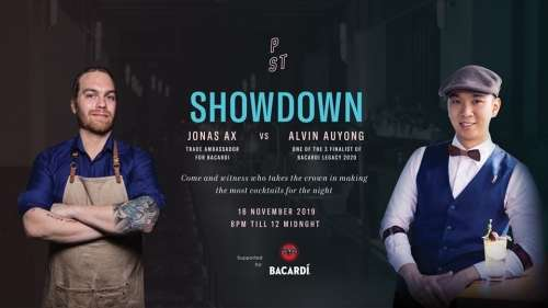 PST Showdown - Jonas Ax VS Alvin AuYong