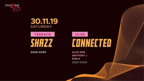 Shazz x Connected