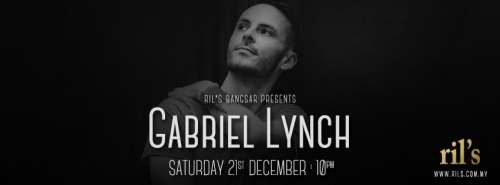 Gabriel Lynch live at Ril's