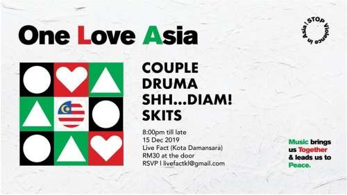 One Love Asia (MY)