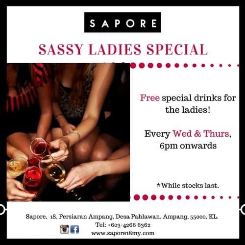 Sassy Ladies Special