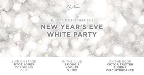 Le Noir KL New Year's Eve White Party