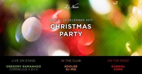 Le Noir KL Christmas Eve