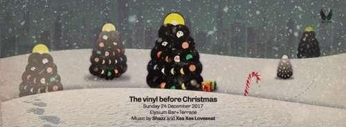 The Vinyl Before Christmas