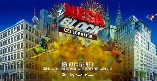 Zouk Club KL MEGA BLOCK Celebration