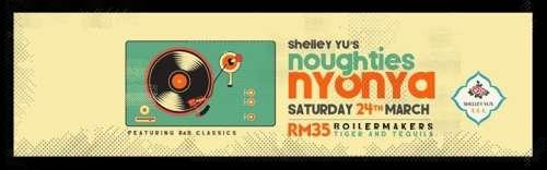 Shelley Yu's presents Noughties Nyonya