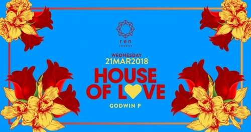 House of Love with Godwin P