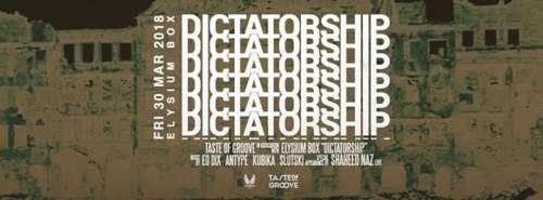 Dictatorship : Eleventh Escapade