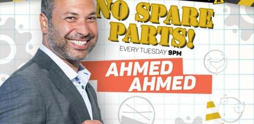 No Spare Parts! | A Work In Progress Show with Ahmed Ahmed!