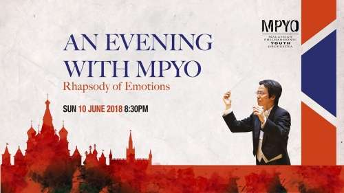 An Evening With MPYO - Rhapsody of Emotions