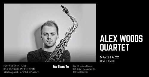 Alex Woods Quartet