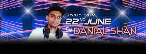 Friday Night with DJ Danial Shan