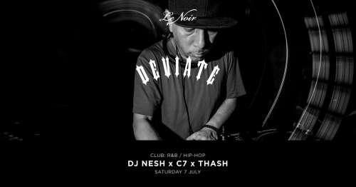 Deviate: DJ Nesh x C7 x Thash x MC Kal