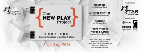The New Play Project: Book One