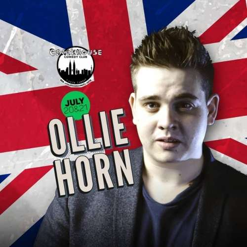 Crackhouse Presents : Ollie Horn (UK)
