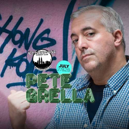 Crackhouse Presents : Pete Grella (HK)