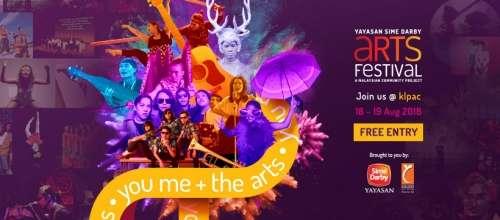 Yayasan Sime Darby Arts Festival