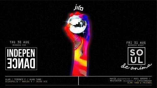 Jiro KL pres Independance Weekend!