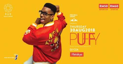 Red Bull Music Presents Dj Puffy // CZA