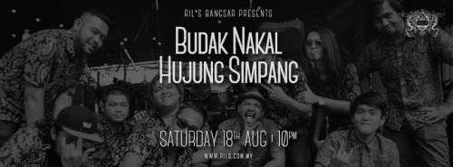 Budak Nakal Hujung Simpang live at Ril's