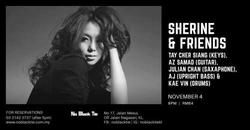 Sherine & Friends