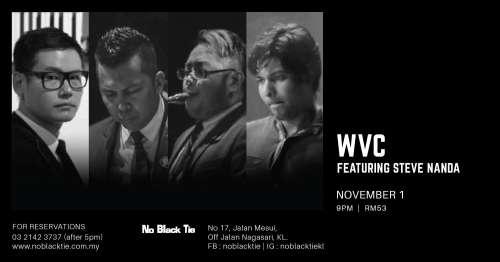 WVC featuring Steve Nanda