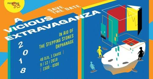 A Vicious Extravaganza '18- In aid of The Stepping Stones Center