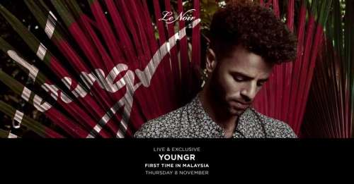 Le Noir KL presents Youngr (Live)