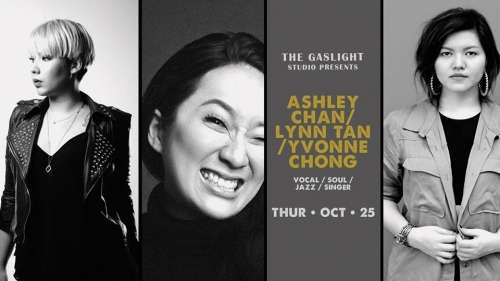 Presenting Vintage Vocals - Ashley Chan, Lynn Tan & Yvonne Chong