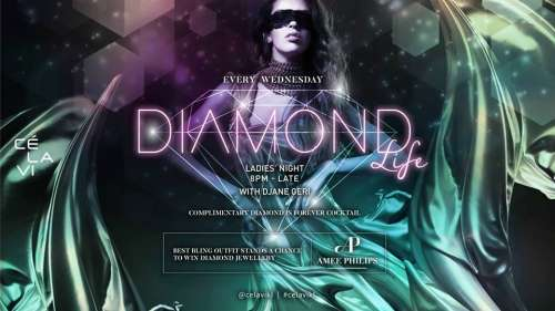Diamond Life with DJane Geri