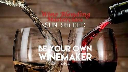 Wine Tasting/Blending Masterclass