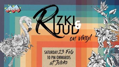 Birds of Paradise: Rizki & Ruud on Vinyl