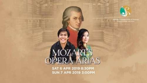 Mozart's Opera Arias