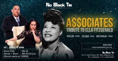 Associates: Tribute to Ella Fitzgerald