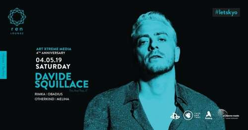 Art Xtreme Media 4th Anniversary ft. Davide Squillace (IT)