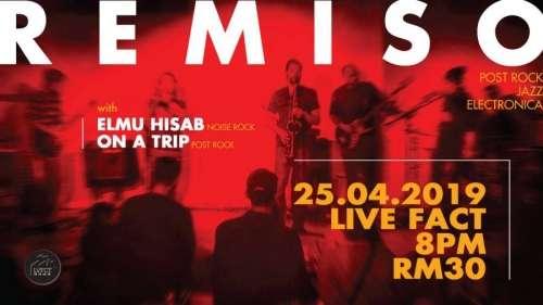 Remiso (UK/HK) - Kuala Lumpur