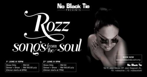 ROZZ: Songs from the Soul