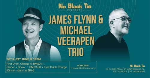 James Flynn & Michael Veerapen Trio