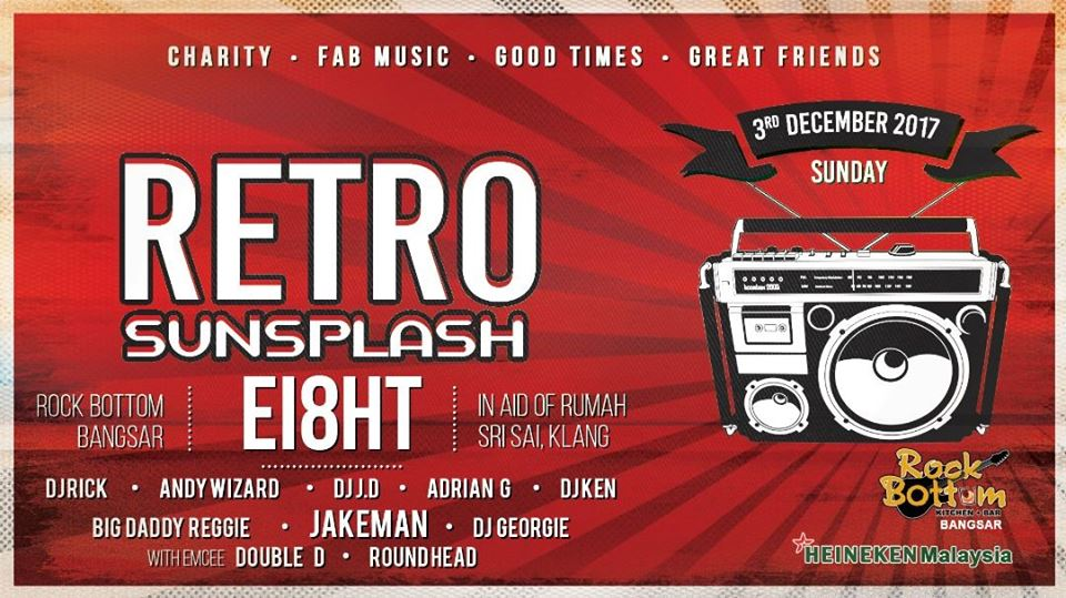 Retro Sunsplash 8 December 3