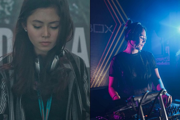 Sing It Black at Le Noir KL Roof with Dora & Meliha 30 March 2019