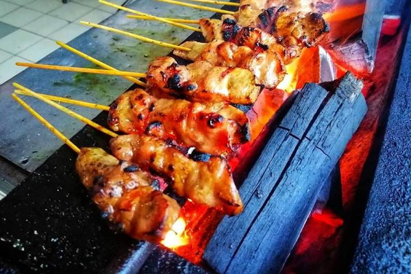 Enjoy 5 of the Best places for Satay In Kuala Lumpur
