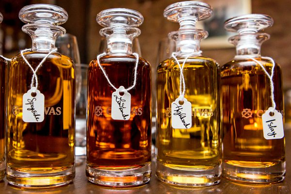 Creating a sensational blend with Chivas Regal