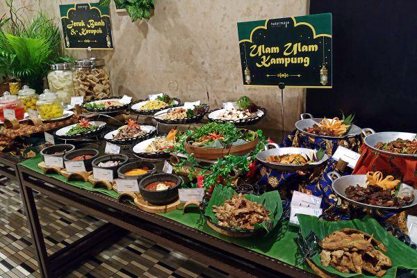 Kuala Lumpur Hotel Maya's Lavish Ramadan Buffet Delights